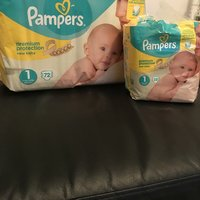 Pampers blöjor premium protection