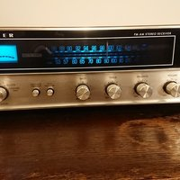 Fisher 122 stereo receiver