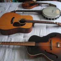 guitar mandolin .all music  stuff ) sokes