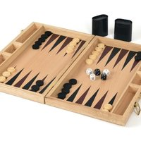 Backgammon. Helt nya !