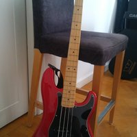 Precision bass FENDER Usa made!!!