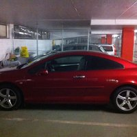 Peugeot 407 coupe 2,2