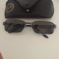 Ray ban med fodral