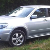 Mitsubishi outlander turbo 201hk
