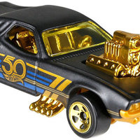 Roger Dodger 50 Years LTD Hot Wheels 1:64 Scale Model Toy Car loose New