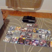 playstation 3+1 handkontroll+58spel