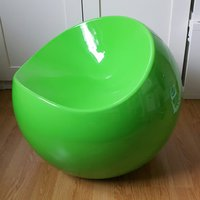 Finn Stone Ball Chair, DuPont