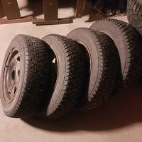 GoodYear 155/70R13 750 Ultra Grip 4 Bult.