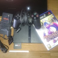 Playstation 2 konsol