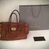 Mulberry bayswater oak