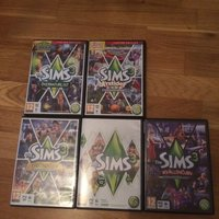 The sims 3 spel