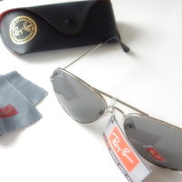 Aviator RB3025 Large - Grått glas Ray-Ban