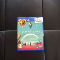 No man sky (749kr) PS4