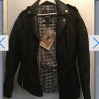 Barbour jacka ny!!