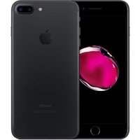 iPhone 7, svart matt, 32gb