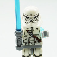 Star Wars Lego-figur White Jek-14 Från The Force Awakens