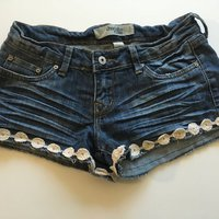 Jeans shorts charlotte russe.