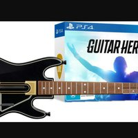 Guitar hero live, ps4