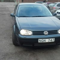VW golf IV 1.6