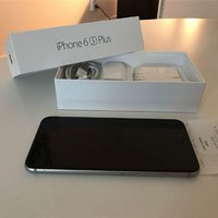 iPhone 6s 16GB space grey olåst