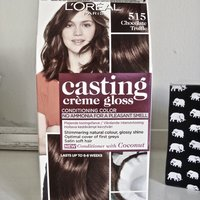 "LOREAL - Casting Creme Gloss! Intensivtoning! ""Chocolate Truffle""! Ny!"