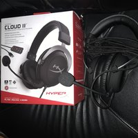 HyperX cloud ll gaming headset