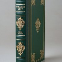 "SALE! JOHN MILTON'S ""PARADISE LOST"" in Franklin Library edition"