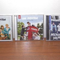 One Direction-CD; paket ett