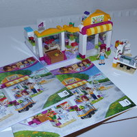 LEGO Friends stormarknad