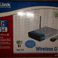 D-Link Wireless G Kit DWL -922 AirPlus G