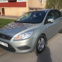Ford Focus 1.8 FFV TREND 5D, Flexifuel -09