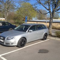 Audi A4 2,0 TDI turbo 2006