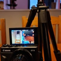 CANON Powershot G7 X Mark II vlogg kit