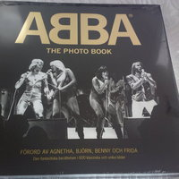 ABBA: the photobook (deluxeutgåva)