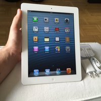 ipad 4 th generationen , retina , 32 gb , nyskick