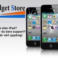 Reparation av trasig iPhone / iPad!
