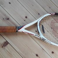 Wilson five blx tennisrack
