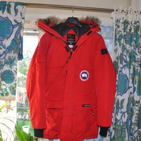 CANADA GOOSE EXPEDITION PARKA HERR strl L/XL