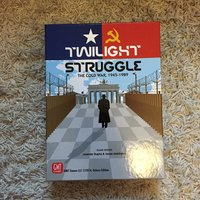 Brädspelet Twilight Struggle