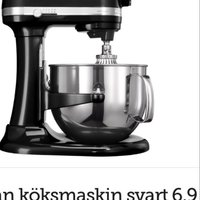 Sökes kitchenaid 6,9 liter