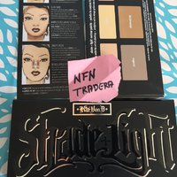 HELT NY! Kat Von D shade & light contour kit