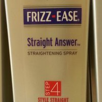 John Frieda straight answer