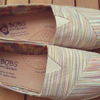 Bobs /Skechers loafers (dam)