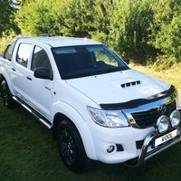 VOOL Huvskydd Toyota Hilux 2012-2015