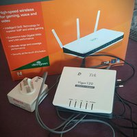 D-Link High-speed Router