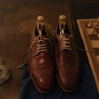 Barker shoes Made in England Goodyear