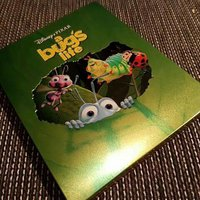 A bugs life. Bluray Steelbook.