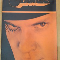 Clockwork orange planch