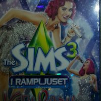 Sims 3 katy perry i rampljuset Collector's Edition inplastat
