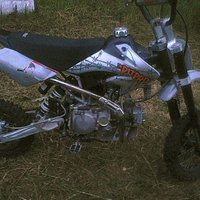 Fiddy pitpro 150cc
